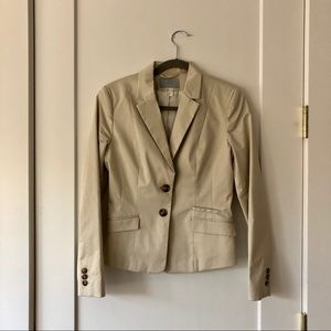 H&M 97% cotton blazer